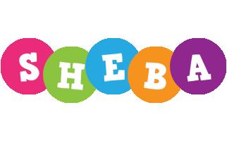Sheba friends logo