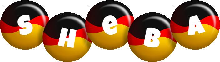 Sheba german logo