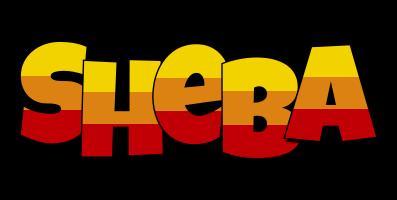 Sheba jungle logo
