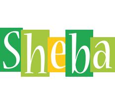 Sheba lemonade logo