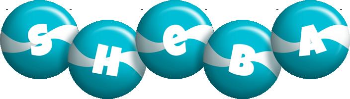 Sheba messi logo