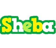 Sheba soccer logo