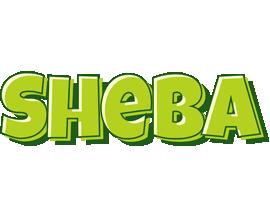 Sheba summer logo