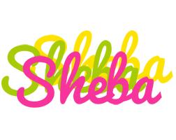 Sheba sweets logo