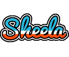 Sheela america logo