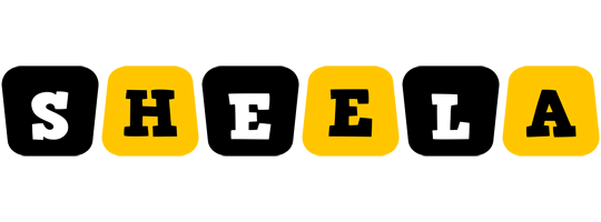 Sheela boots logo