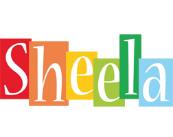 Sheela colors logo