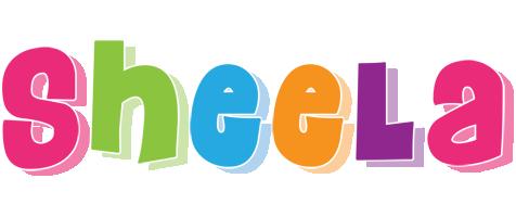 Sheela friday logo
