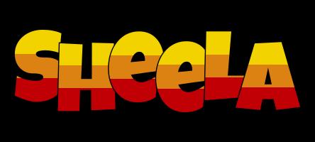 Sheela jungle logo