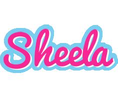 Sheela popstar logo