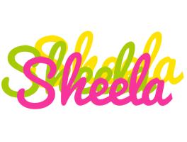 Sheela sweets logo