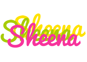Sheena sweets logo