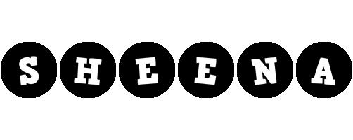 Sheena tools logo