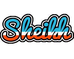 Sheikh america logo