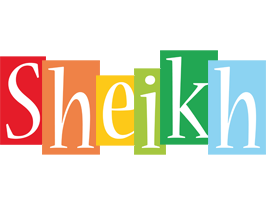 Sheikh colors logo