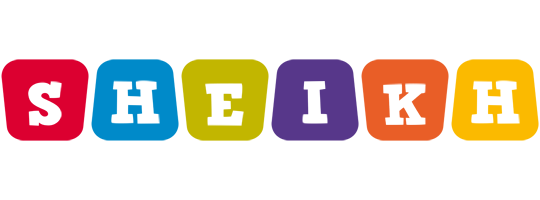 Sheikh daycare logo