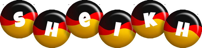 Sheikh german logo