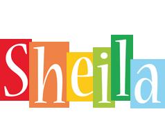 Sheila colors logo