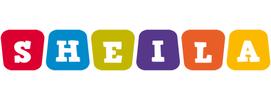 Sheila daycare logo