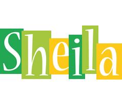 Sheila lemonade logo