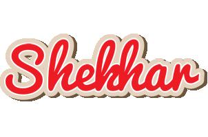 Shekhar chocolate logo