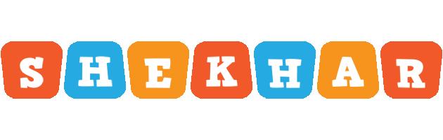 Shekhar comics logo