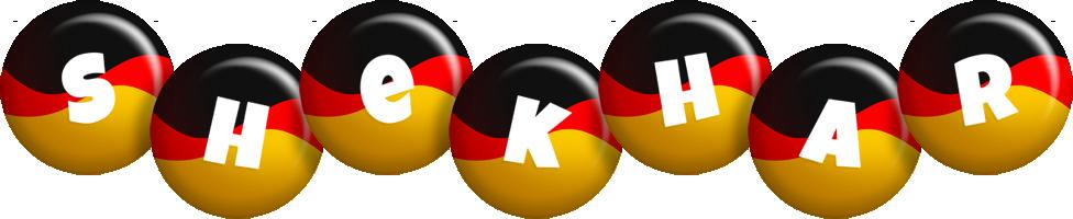 Shekhar german logo
