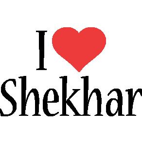 Shekhar i-love logo