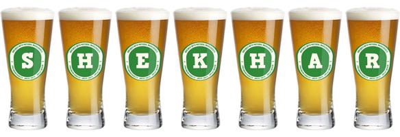 Shekhar lager logo