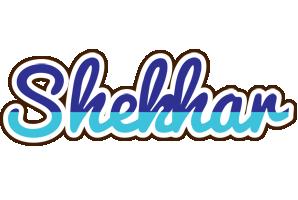 Shekhar raining logo