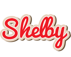 Shelby chocolate logo