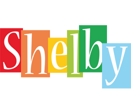 Shelby colors logo