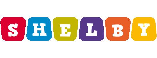 Shelby daycare logo