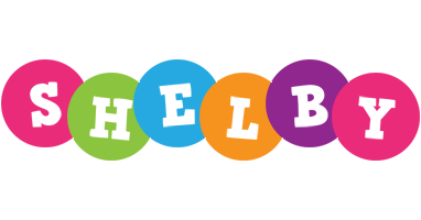 Shelby friends logo