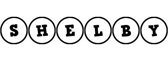 Shelby handy logo