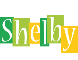 Shelby lemonade logo