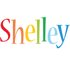 Shelley birthday logo