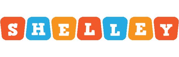 Shelley comics logo