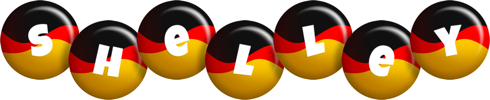 Shelley german logo
