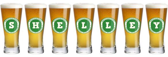 Shelley lager logo