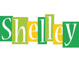 Shelley lemonade logo