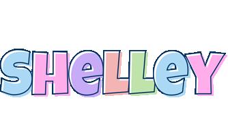 Shelley pastel logo