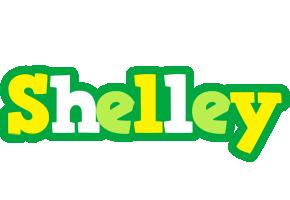 Shelley soccer logo