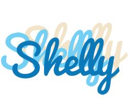 Shelly breeze logo