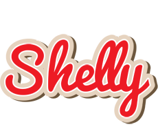 Shelly chocolate logo