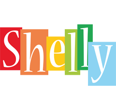 Shelly colors logo