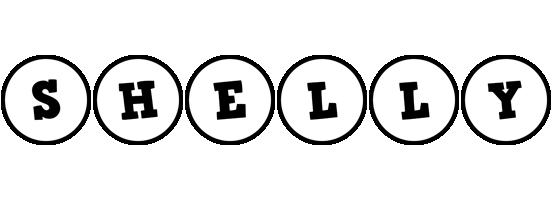 Shelly handy logo