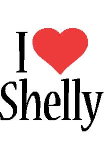 Shelly i-love logo