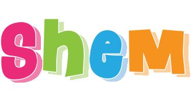 Shem friday logo