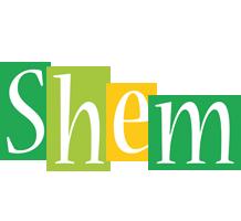 Shem lemonade logo